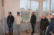 U tijeku rekonstrukcija sanitarnih čvorova u OŠ Ivana Mažuranića u Posušju