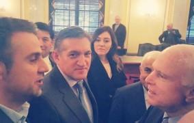 Nova prašina oko Chicaga: Kako se Šušnjar trebao predstaviti senatoru?