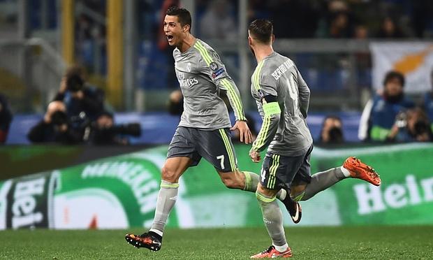 Ronaldo i Jese zapečatili okršaj u Rimu, Wolfsburg slavio protiv Genta