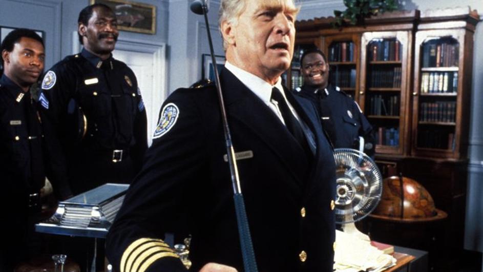 Umro Goerge Gaynes, kapetan Lassard iz Policijske akademije
