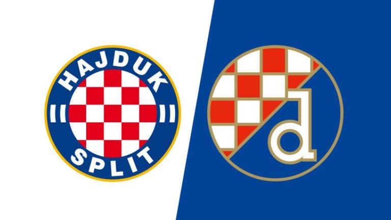 Polufinale Kupa Hrvatske: Hajduk – Dinamo i Rijeka – Slaven