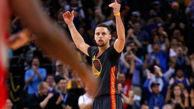 Nitko kao Curry i Warriorsi: Prvi u povijesti NBA lige!