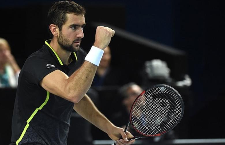 Marin Čilić u finalu ATP turnira u Marseilleu