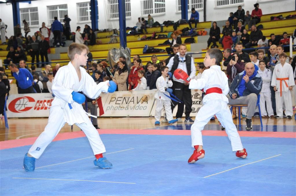 U Posušju održano 2. kolo Hercegovačke dječje karate lige
