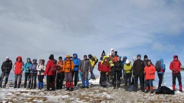 Veliki Vran – Više od 200 planinara na vrhu hajdučke planine