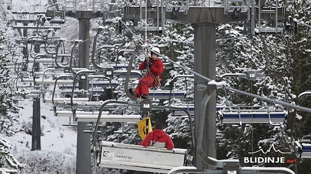 Prodana žičara na Blidinju u vlasništvu Lareko doo, poduzeća koji je uzeo u zakup skijalište 2013.