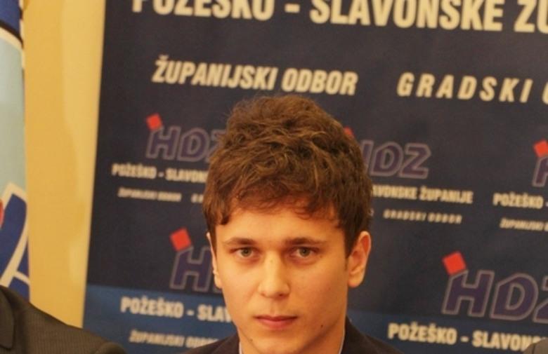 Josip Budimir (25) najmlađi gradonačelnik u Hrvatskoj porijeklom iz Posušja