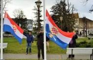 BRČKO DISTRIKT: Prvi put se vijore zastave hrvatskog naroda