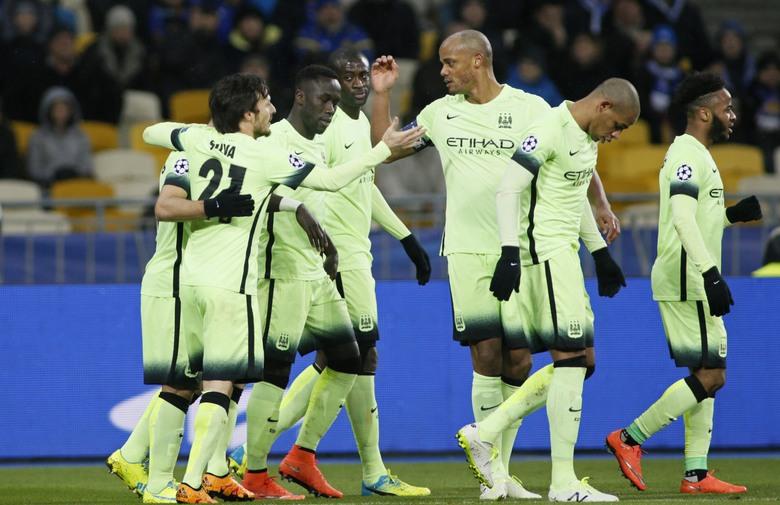 Manchester City obavio dobar posao u Kijevu, PSV odolio Atleticu