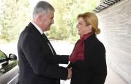 Dragan Čović se susreo s predsjednicom RH Kolindom Grabar-Kitarović