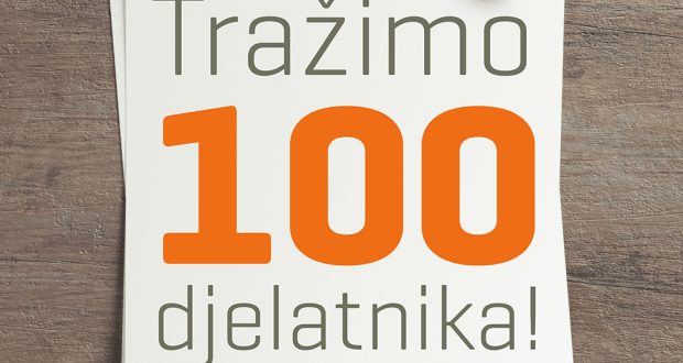 SPARK traži 100 djelatnika!