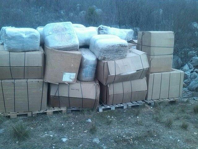 SIPA u Grudama pronašla oko 10 tona duhana