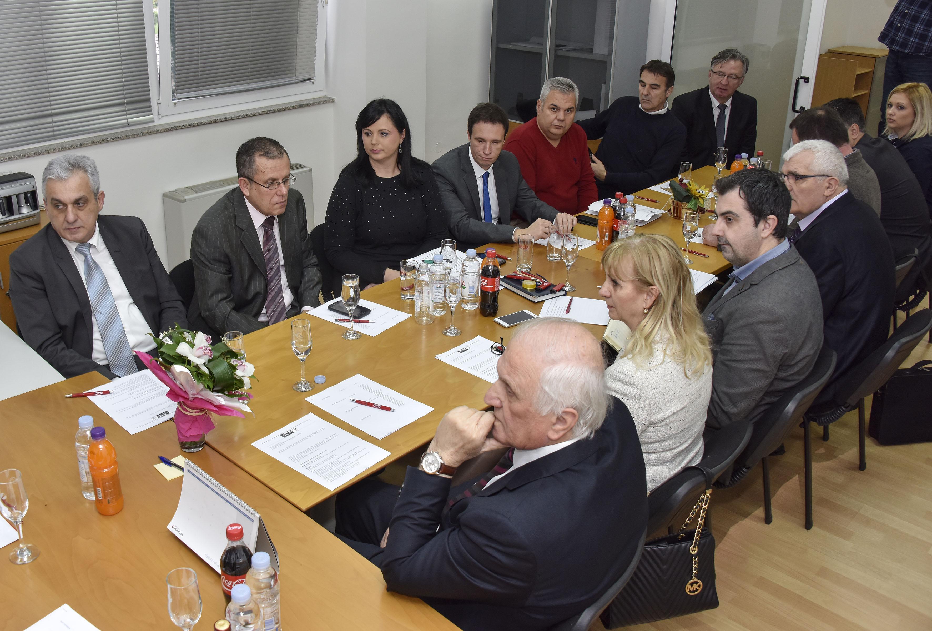 Petnaesti Večernjakov pečat održat će se 11. travnja pod motom 'Mostovi Europe', pokrovitelj Predsjedništvo BiH
