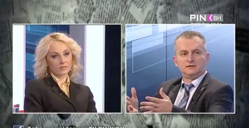"""Karamatić: """"Ne plaćam RTV pretplatu, zbog čega bih je plaćao"""""""