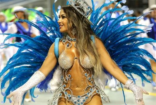 RIO DE JANEIRO: Počeo najseksi karneval na svijetu