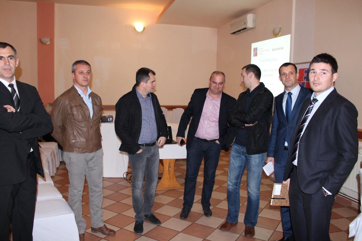 Pikić staklo, MPT i Interijer Lovrić novi članovi UGP-a