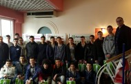 Učenici Srednje strukovne škole u posjeti Weltplastu