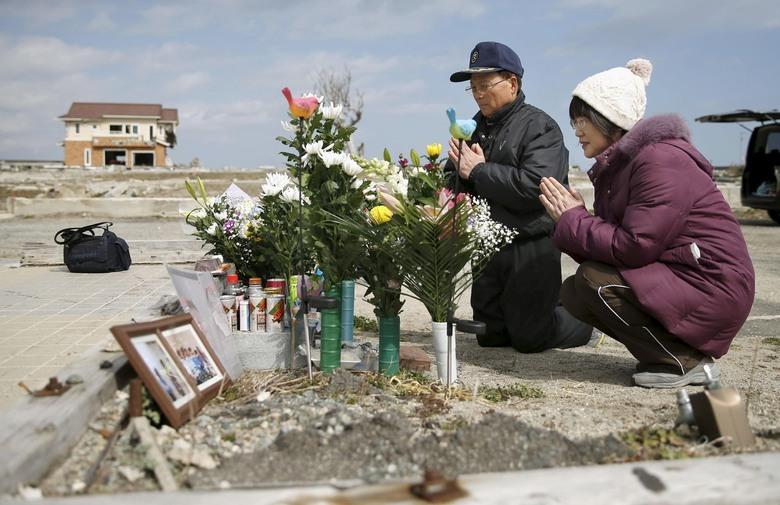Peta obljetnica katastrofalnog potresa, cunamija i nuklearne nesreće