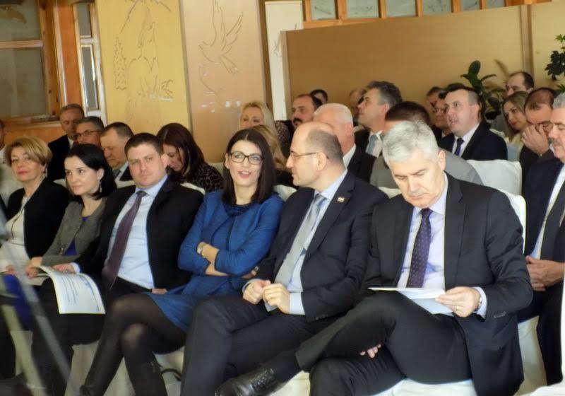 Čović otvorio Konferenciju 'Interreg-IPA, prekogranična suradnja'