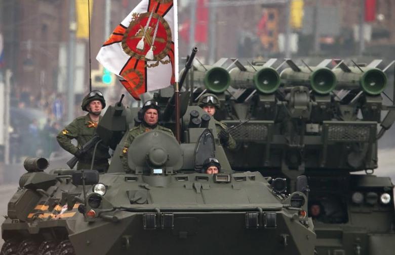 Rusija počinje povlačenje vojne opreme iz Sirije