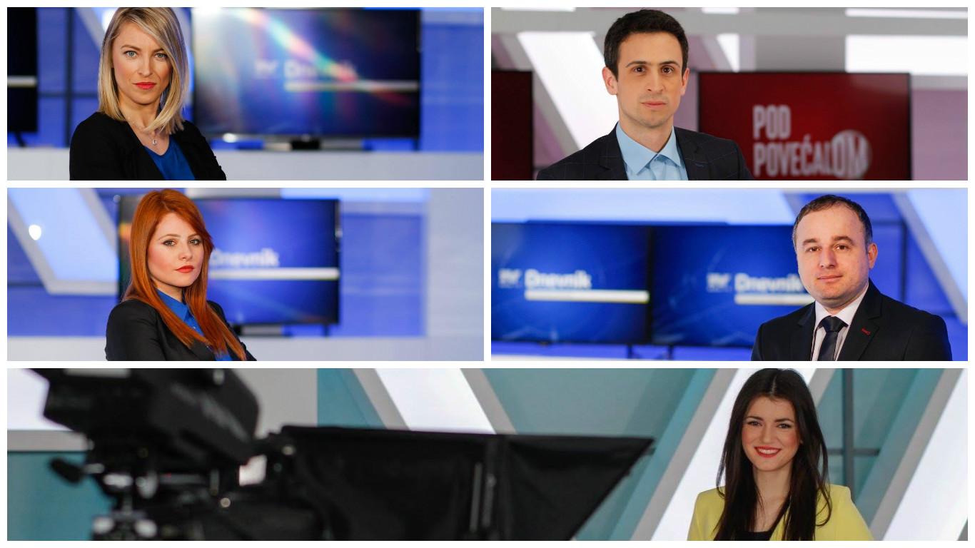 Ovo su voditelji i novinari Naše TV (FOTO)