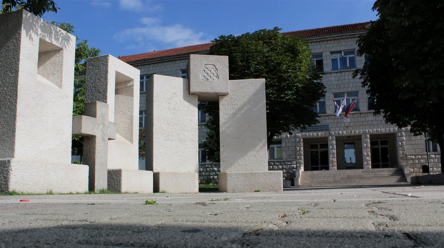 Zamolba stanovništvu – parkiranje vozila na Trgu hrvatskih branitelja