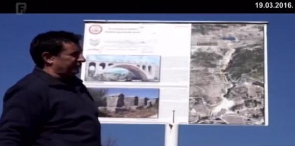 VIDEO: Pogledajte prilog o mostu na Ričini