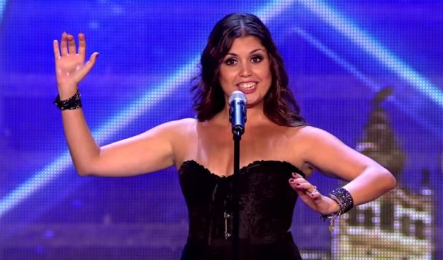VIDEO Došla je na pozornicu kao operna diva, a kad je skinula haljinu žiri je ostao bez riječi