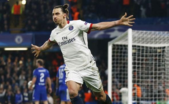 LIGA PRVAKA: PSG se golovima Rabiota i Ibrahimovića plasirao u četvrtinale
