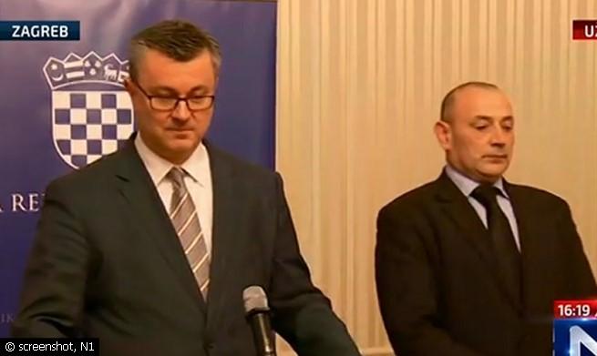 OREŠKOVIĆ POTVRDIO: Tomo Medved je novi ministar branitelja