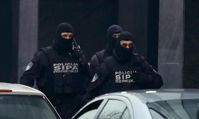 AKCIJA U TIJEKU: SIPA blokirala Ulicu Stjepana Radića u Mostaru, u tijeku racija i uhićenja