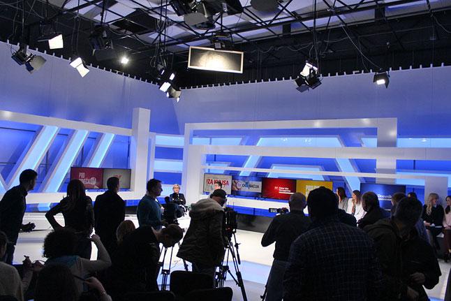 Naša tv počinje s emitiranjem u ponedjeljak u 17.30 sati!