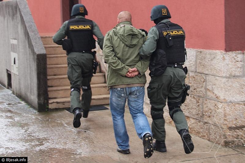 U akciji FUP-a u Mostaru, Širokom Brijegu i Čapljini uhićeno osam osoba