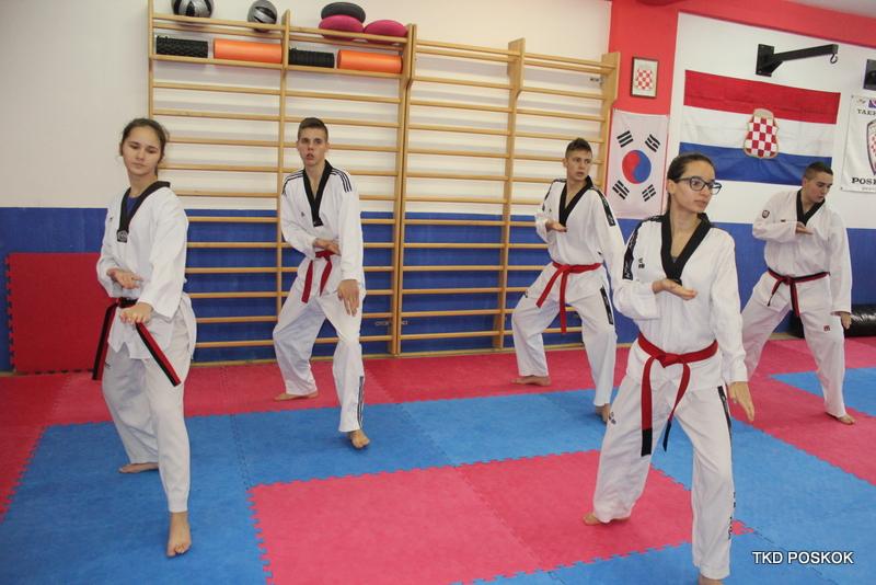 TKD klub Poskok počinje s treninzima
