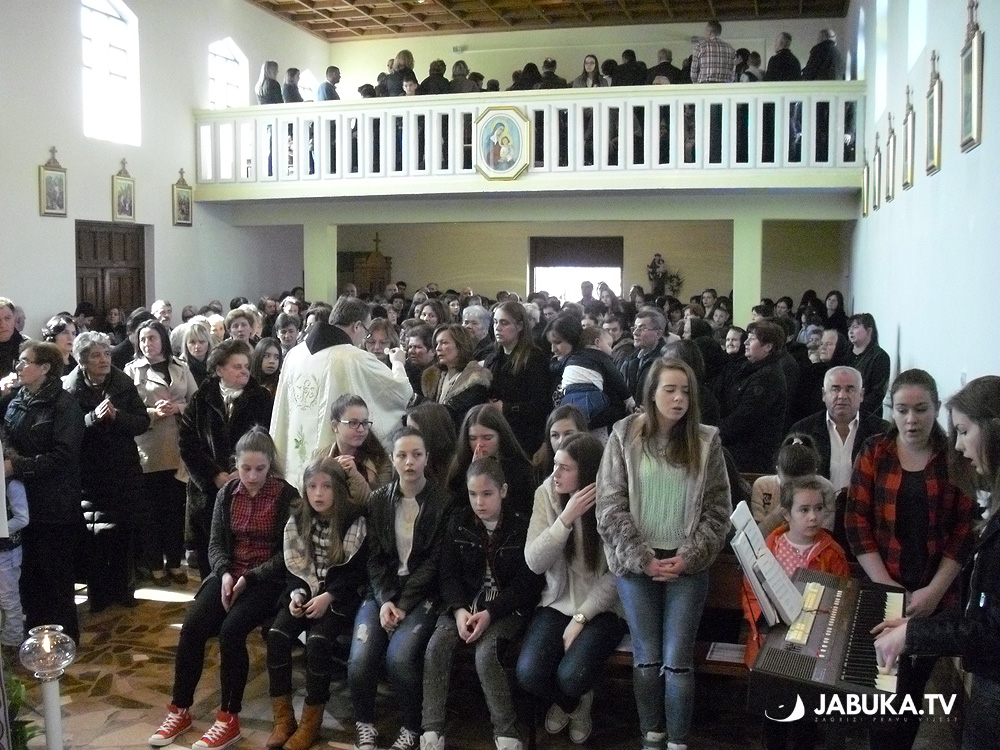 U župi Vinjani kod Posušja proslavljen blagdan svetog Josipa