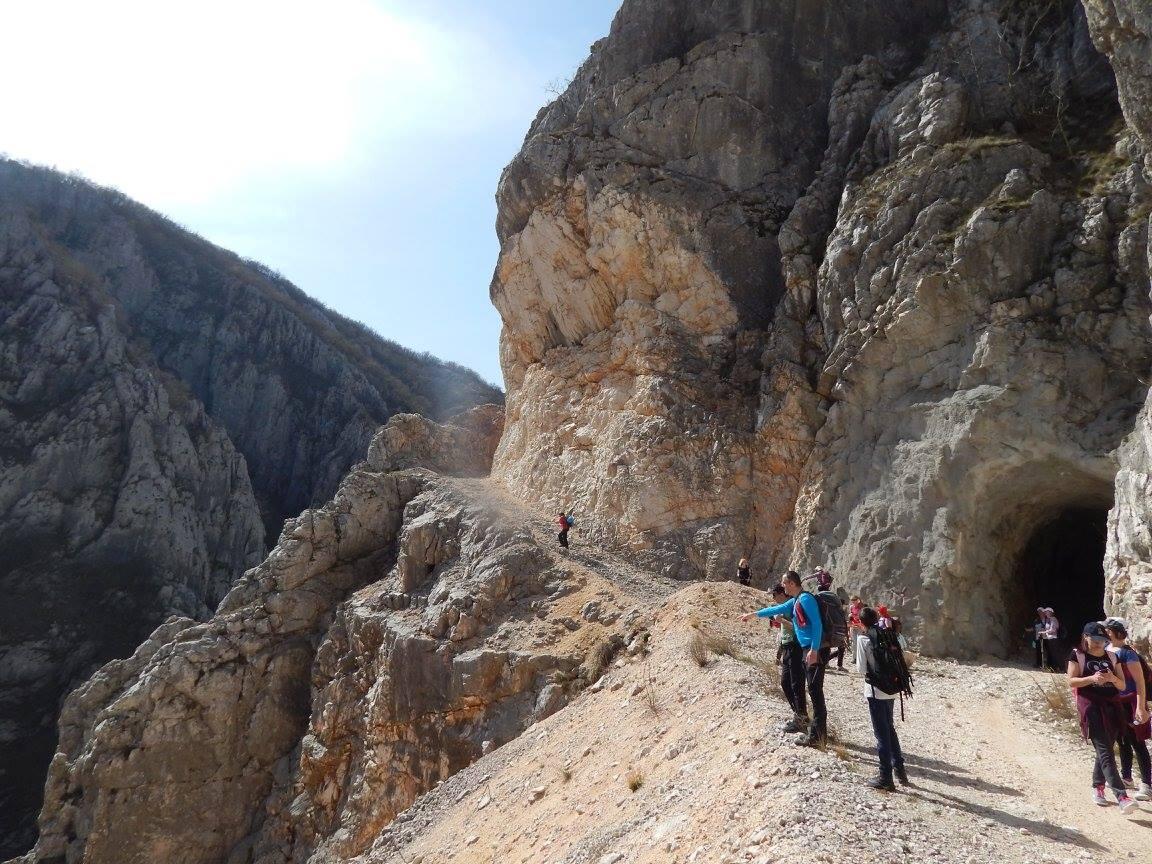 FOTO: Planinari iz Solina oduševljeni prirodnim ljepotama kanjona Ričine, Tribistova…
