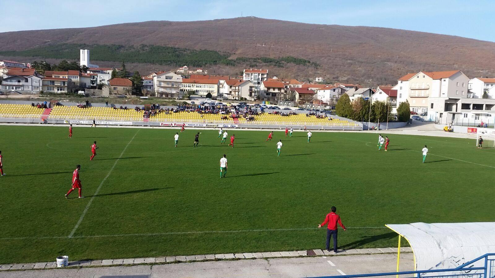 Posušje i Turbina odigrali neriješeno u velikom derbiju