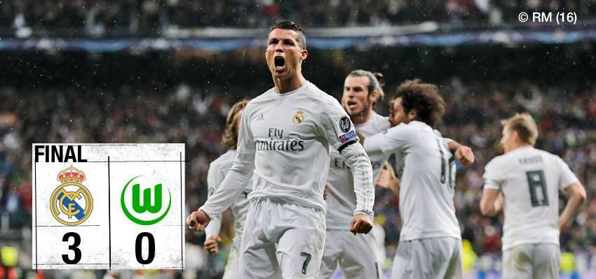 Cristiano Ronaldo hat-trickom odveo Real u polufinale Lige prvaka