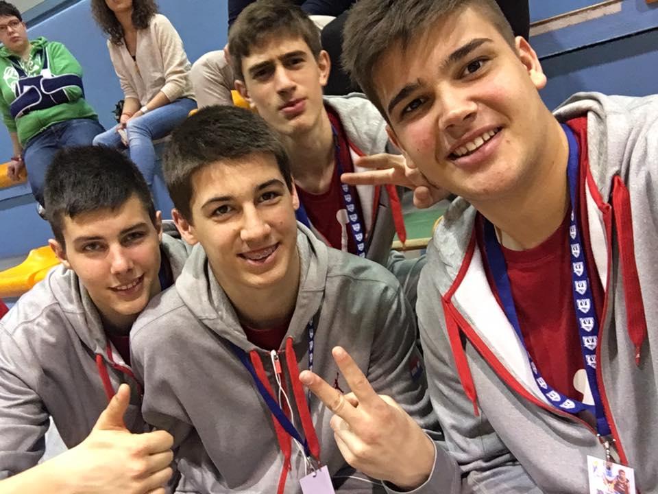 U-16: Josip Ramljak postigao tri poena u pobjedi Hrvatske nad Turskom