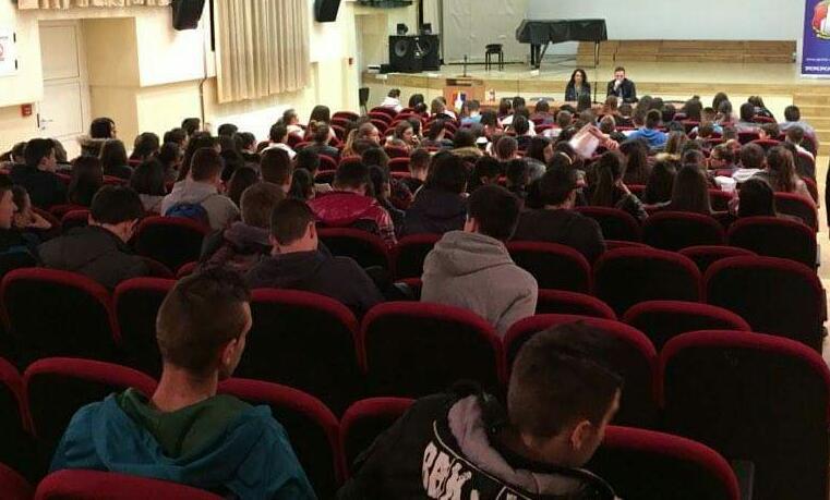 Učeničko vijeće SSŠ obilježilo Svjetski dan zdravlja