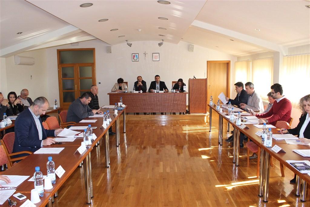Održana 33. sjednica Općinskog vijeća