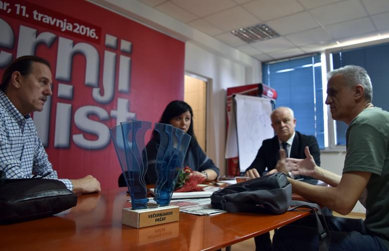 Čitava BiH je na nogama zbog Večernjakova pečata 2016.