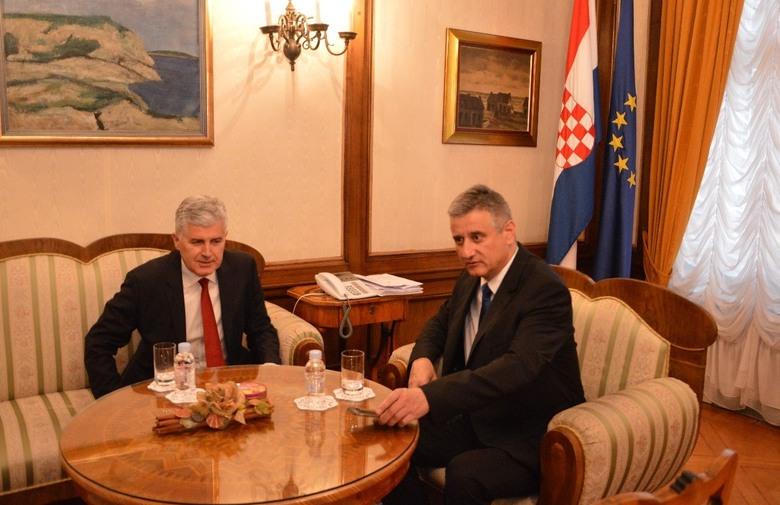 HDZ pružio punu podršku HDZ-u BiH na predstojećim lokalnim izborima u BiH