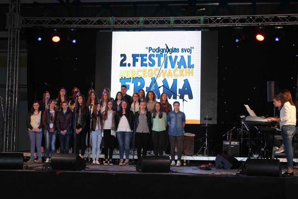 FOTO: Održan drugi Festival hercegovačkih frama u Posušju