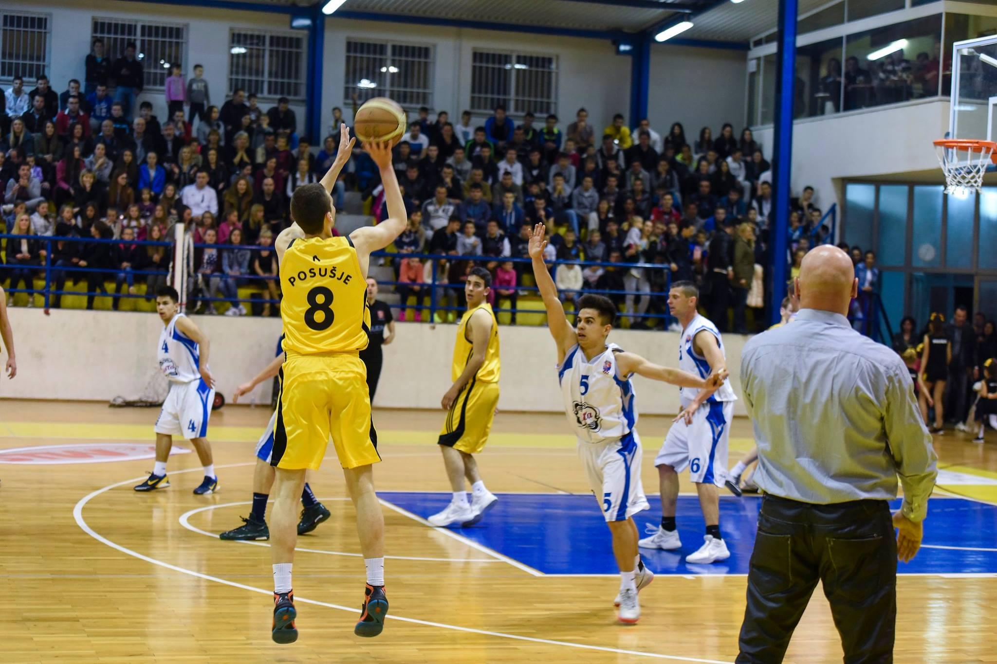 Posušje na krilima publike svladalo Čapljinu i izjednačilo seriju na 1-1