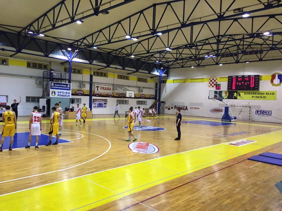 Košarkaška akademija i KK Posušje okupljaju 300 djece