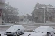 U BiH oblačno sa snijegom, na jugu kiša i bura