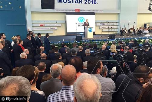 Svečano otvoren 19. Međunarodni sajam gospodarstva 'Mostar 2016'