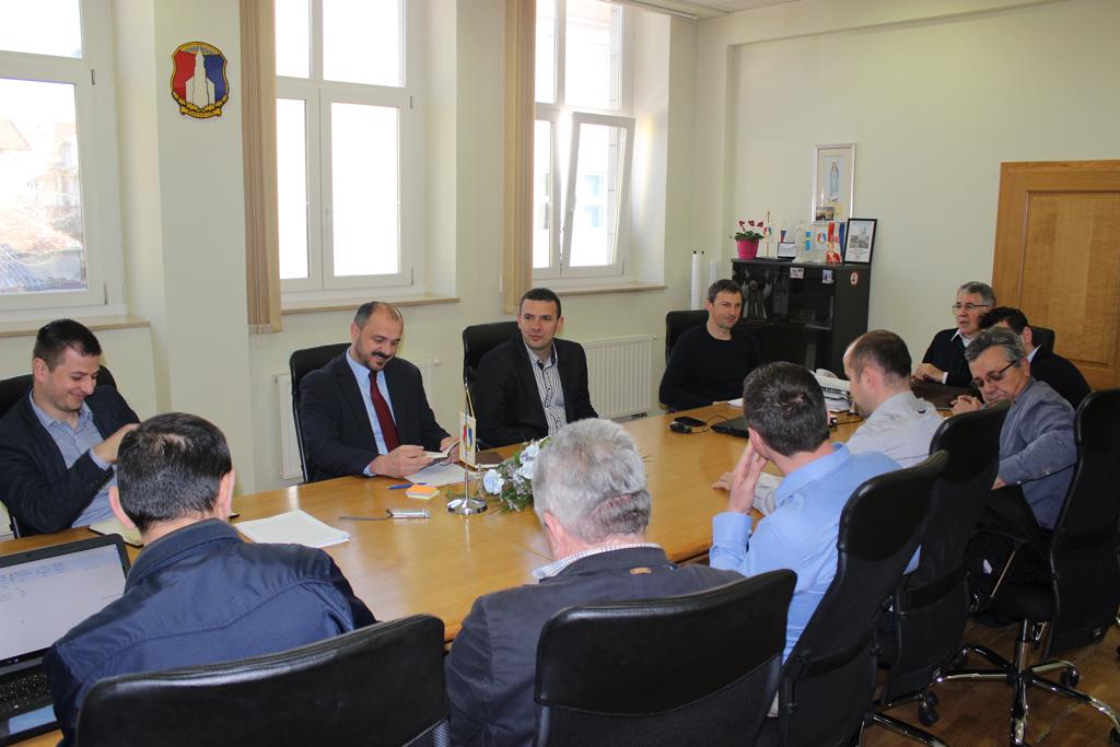 Održan sastanak s UGP Posušje: Dobrom suradnjom za snažnije Posušje