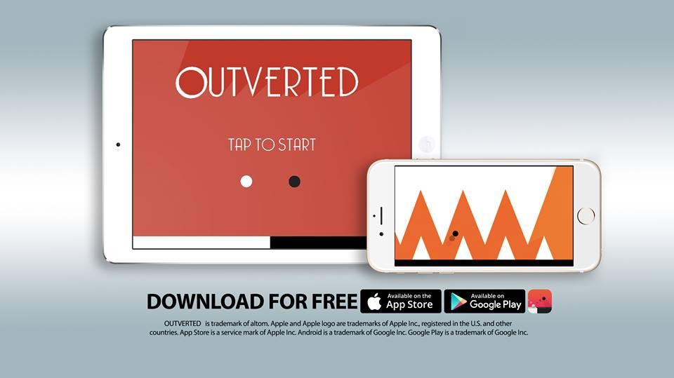 Posušanin osmislio igru Outverted za Apple i Android app store